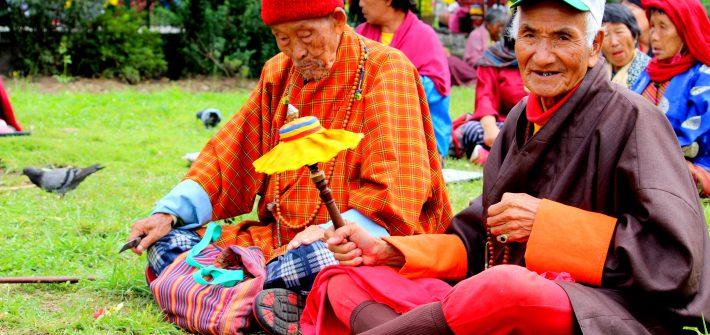 a month in bhutan
