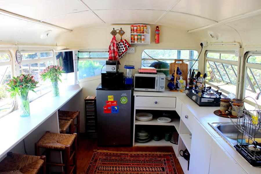 The Brandy Bus Kitchen