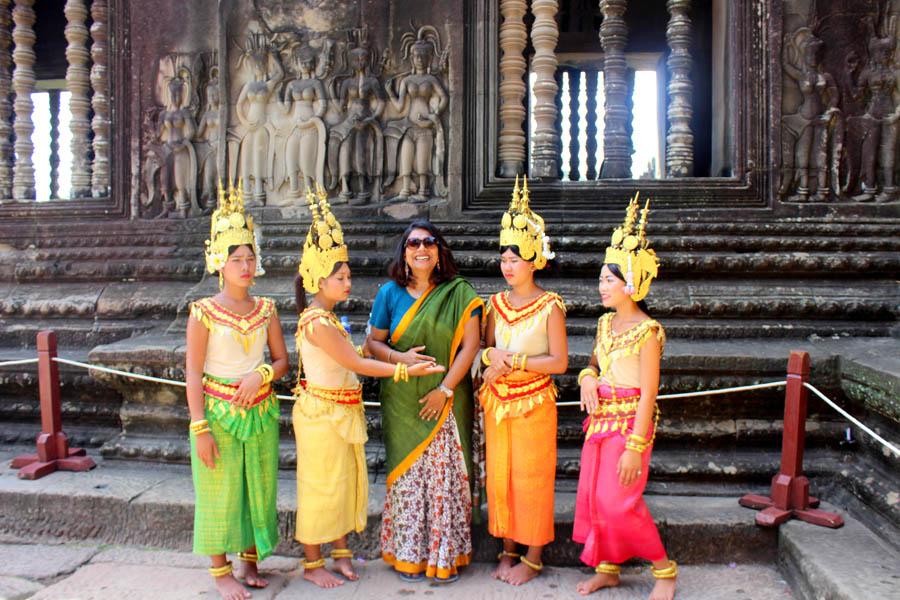 Angkor 1 Backpacking Romance
