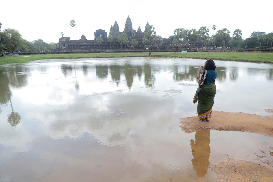 Angkor 2 Backpacking Romance