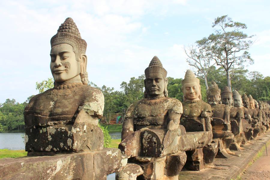 South Gate, Cambodia