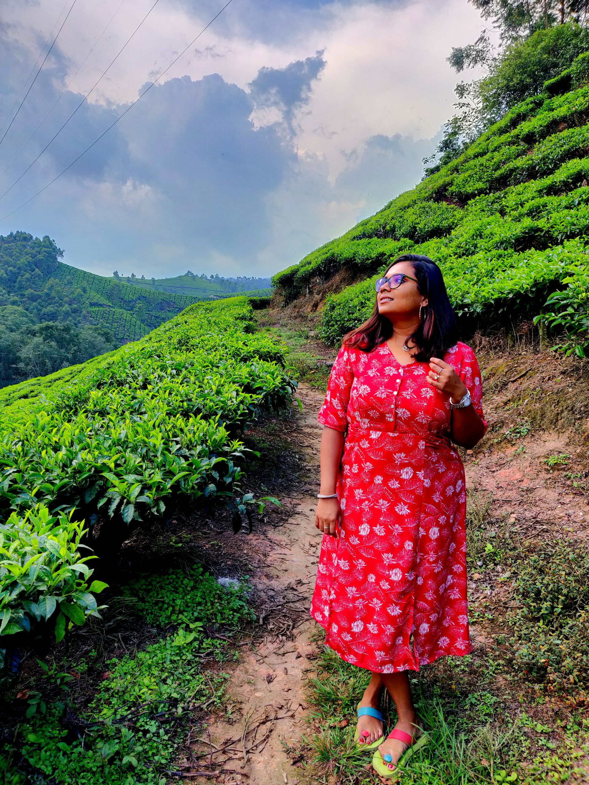 Soak in the freshness in Munnar & Thekkady