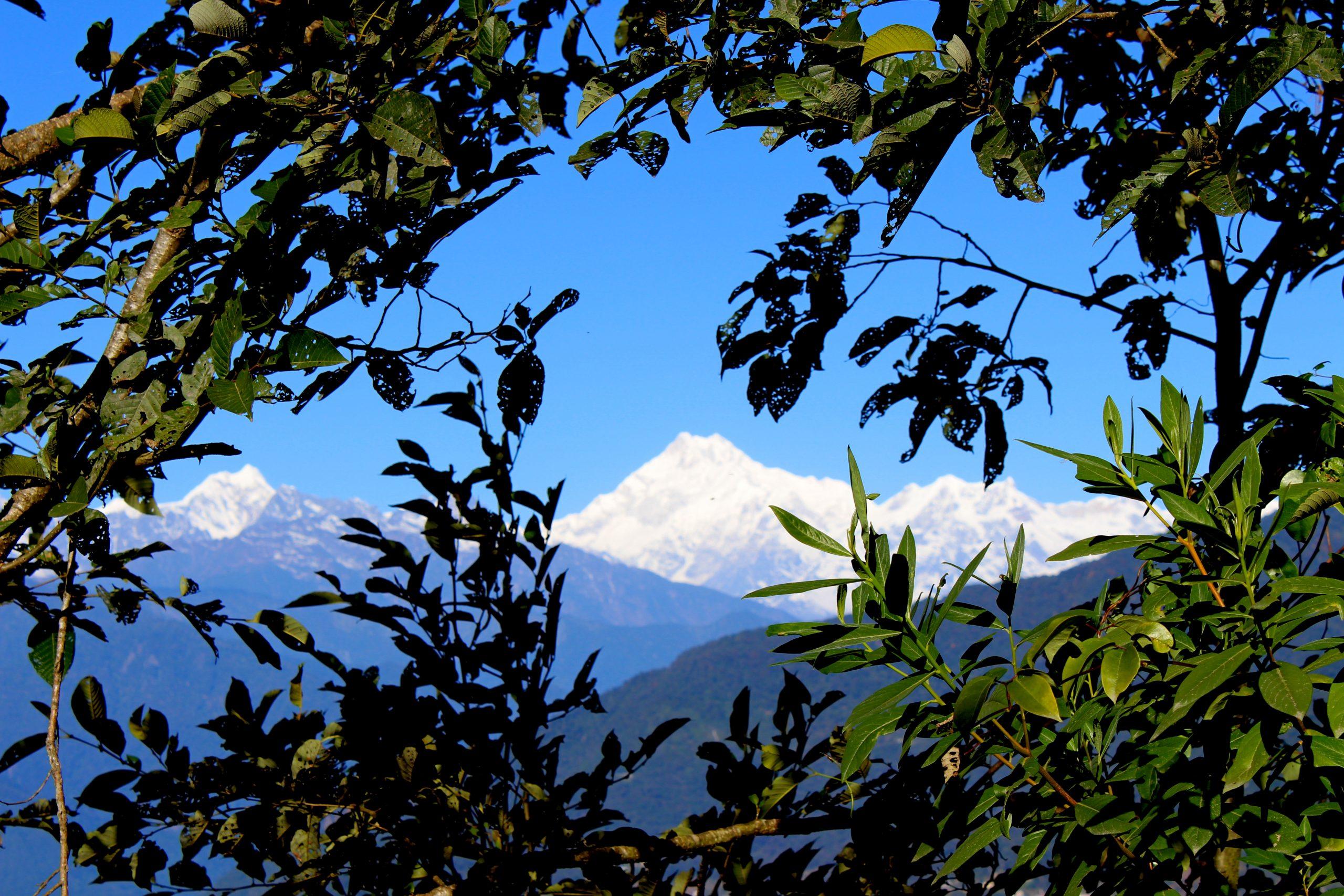 kanchenjunga north sikkim