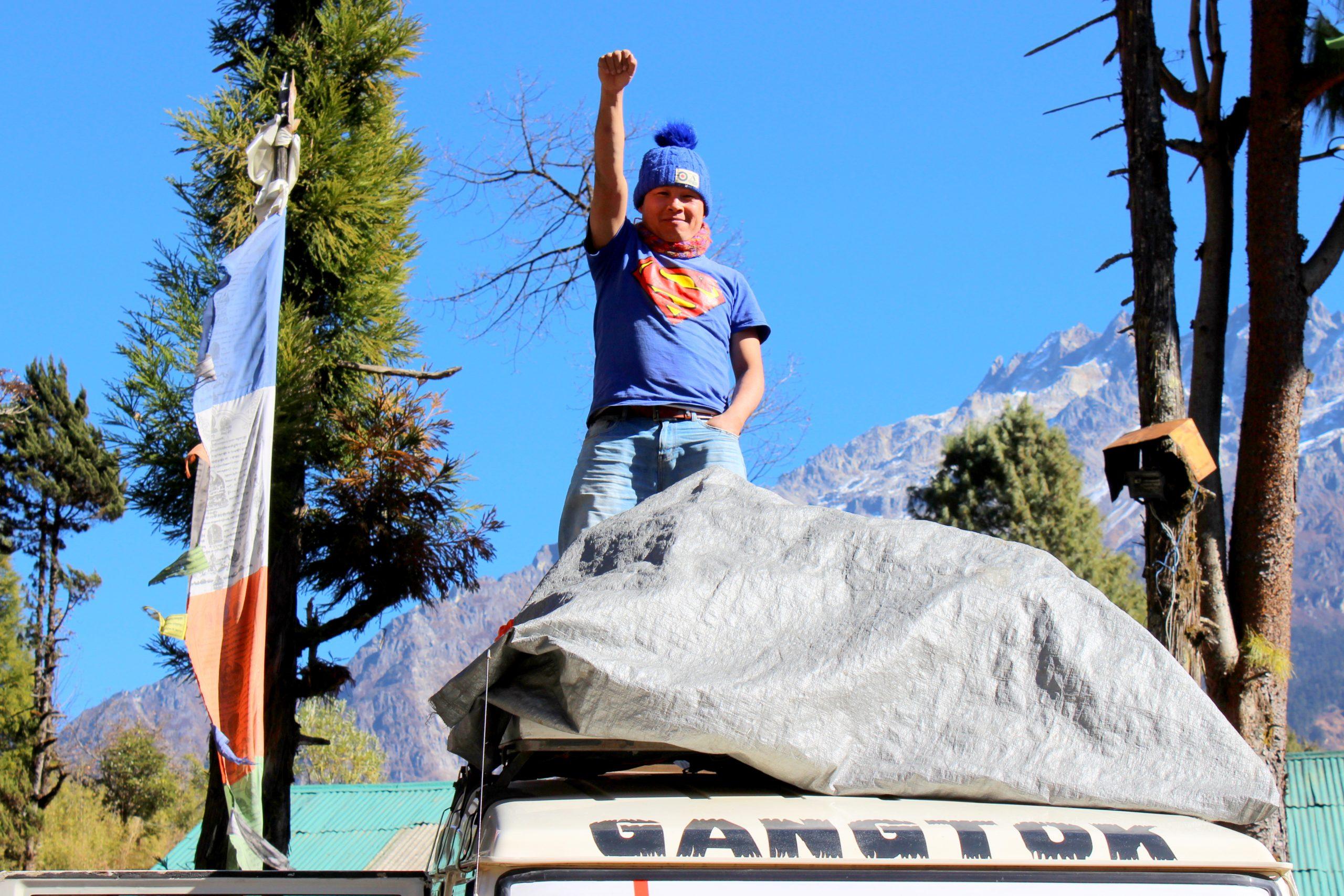 north sikkim subba daju